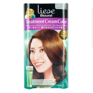 Liese Blaune Treatment Cream Color