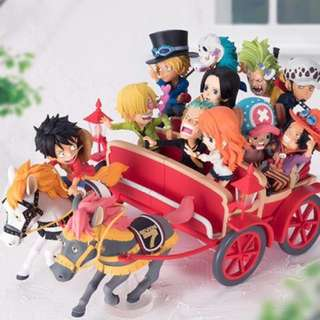 One Piece WCF 20th Anniversary