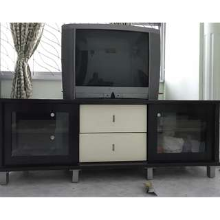 TV Console with drawer