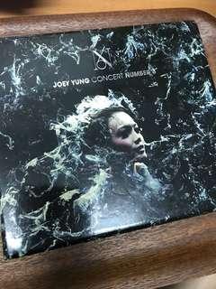容祖兒演唱會 Joey Yung Concert Number 6 Karaoke (4DVD+2CD) (Deluxe Edition)