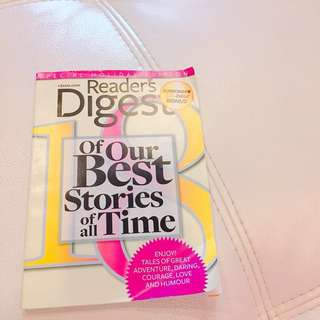 Special holiday edition Readers Digest