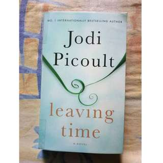 "Jodi Picult ""Leaving Time"""