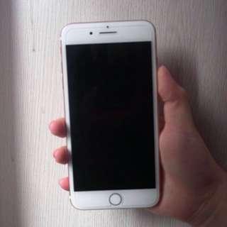 iphone 7 plus 128gb - rosegold
