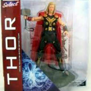 Marvel Diamond Select The Dark World Thor