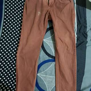 Petrol Alloy Jeans