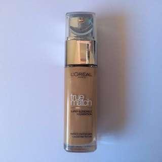 L'Oréal True Match Foundation 6N