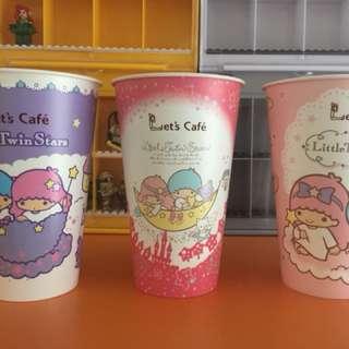 台灣絕版雙子星杯