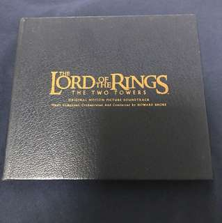 The Lord Of The Rings: The Two Towers (Original Soundtrack/Special Version)