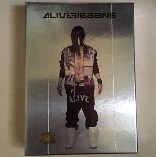 Big bang alive album