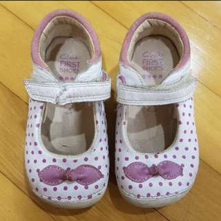 Clarks Baby Girl Shoes UK size 5