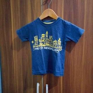 Kaos anak little m