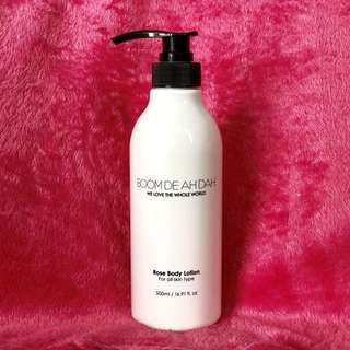 Rose Lotion