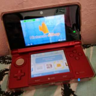 NINTENDO 3DS US VER. (USED)