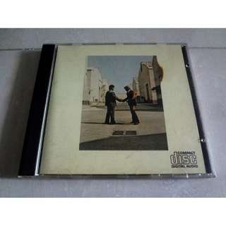 Pink Floyd CD Wish You Were Here Early Pressing