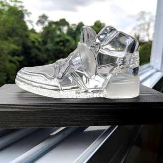 Rare west Germany hofbaure crystal sport shoes