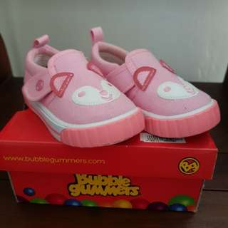 Bubblegummers girl shoes