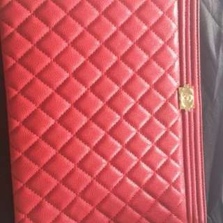 1:1 Lamb Leather Chanel Clutch