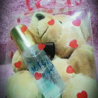Teddy Bear W/ Perfume