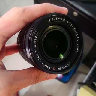 Fujifilm Fujinon 18-55 mm f2.8-4