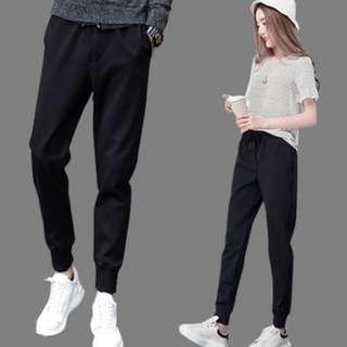 🔥Jogger Long Pants Unisex Korean Fashion🔥