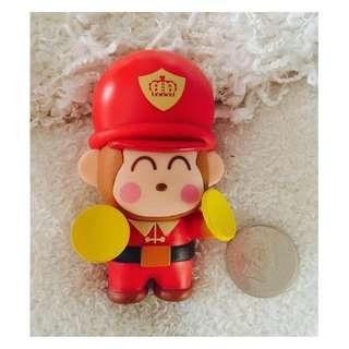 Hello Kitty Osaru No Monkichi 40th Anniversary Toy Figure
