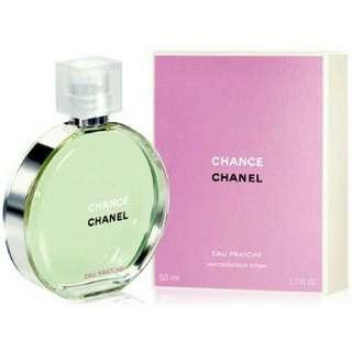 💯Chanel Chance Eau Fraiche Perfume