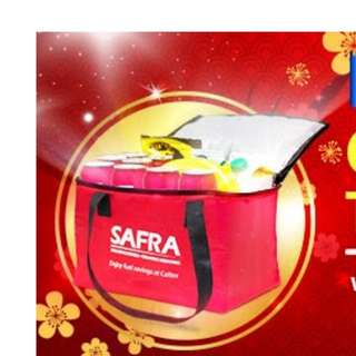 Brand New Safra Thermal Bag