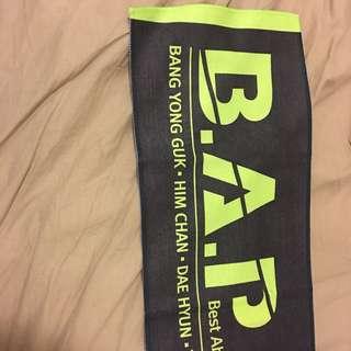 B.A.P banner official