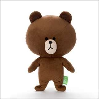 Takara Tomy ARTS - LINE Brown 39cm Plush/boneka