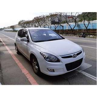 2011 Hyundai i30 旗艦型