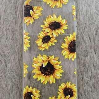 sunflowers iphone 6s plus case