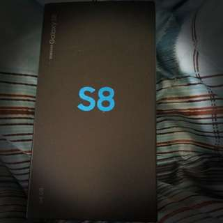 求有心人 Samsung s8 gold 64gb 90%新