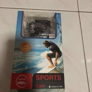 #15off Sport camera inclusive of 32gb Sd card