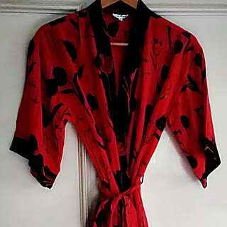 Red robe by Private Moments of Rustan's