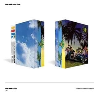 EXO The War 'Kokobop' Album