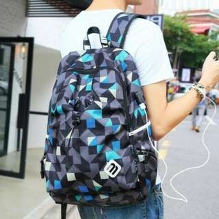 Tas Ransel Backpack Mark Ryden Original BNIB
