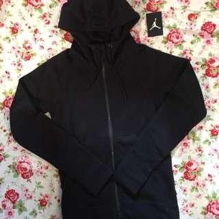 Nike | 黑色Jordan鋪棉合身外套