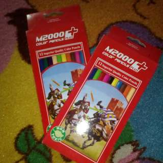 Colour pencil M2000