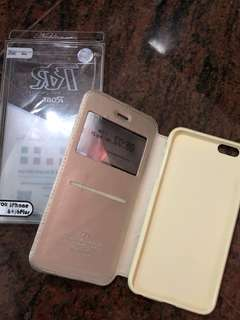 iPhone 6+ 6 plus case (Gold)