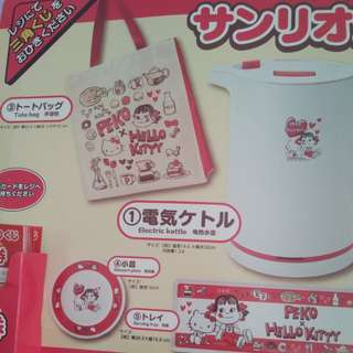 Hello kitty ❌ 牛奶妹