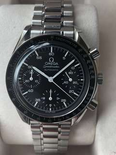 Ω Vintage Omega Speedmaster Automatic Reduced steel on steel, ref 3510.50.00. Cal. 3220