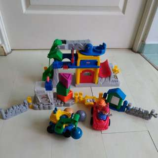 Fisher-price Little People Construction sets