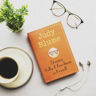 Judy Blume by Judy Blume
