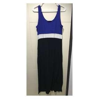 CONTEMPO Sleeveless Dress (Preloved)