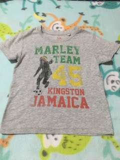 Marley team shirt