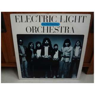 ELO Electric Light Orchestra Vinyl LP Record On The Third Day