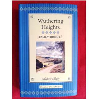 Wuthering Heights - Collectors Library Edition