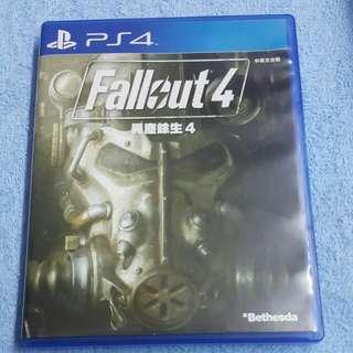 PS4 異塵餘生4