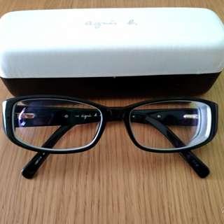 Agnes b 眼鏡框