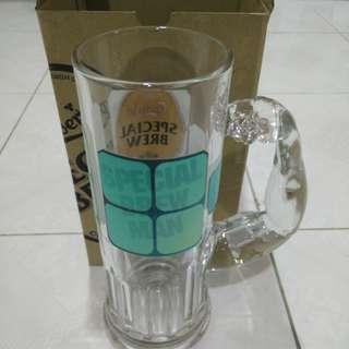 Carlsberg Special Brew Beer Glass